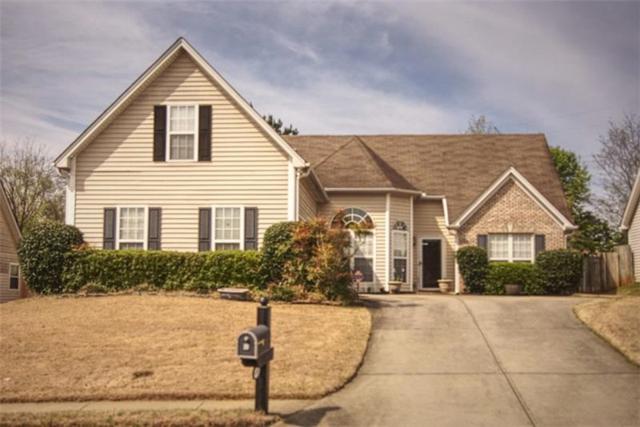 408 Lee Miller Drive, Suwanee, GA 30024 (MLS #5997626) :: North Atlanta Home Team