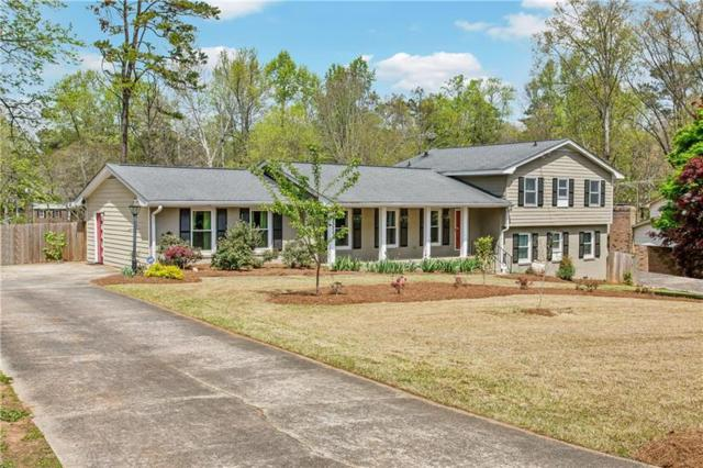 3320 Hickory Crest Drive NW, Marietta, GA 30064 (MLS #5997684) :: Carr Real Estate Experts