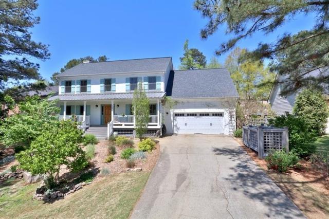 760 Birch Ridge Drive, Alpharetta, GA 30076 (MLS #5997750) :: Carr Real Estate Experts