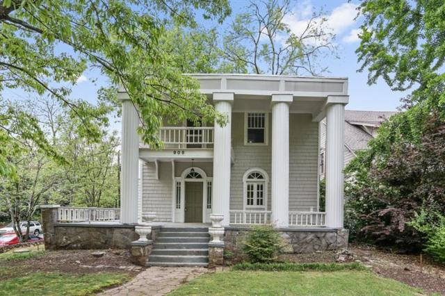908 N Highland Avenue, Atlanta, GA 30306 (MLS #5997784) :: Carr Real Estate Experts