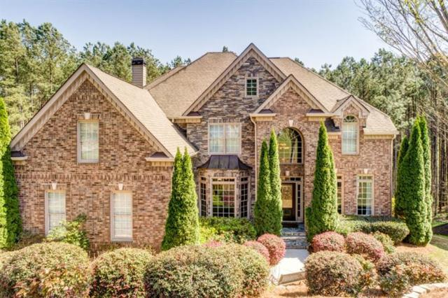 613 Talmadge Lane, Canton, GA 30115 (MLS #5997934) :: Path & Post Real Estate
