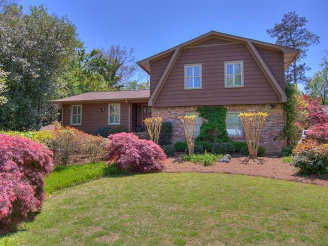 2760 Burtz Drive, Marietta, GA 30068 (MLS #5997944) :: Carr Real Estate Experts