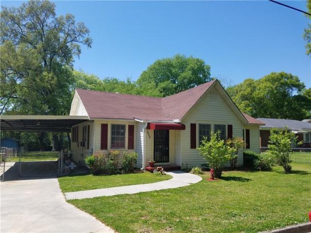 253 Chestnut Street, Cedartown, GA 30125 (MLS #5997945) :: Main Street Realtors