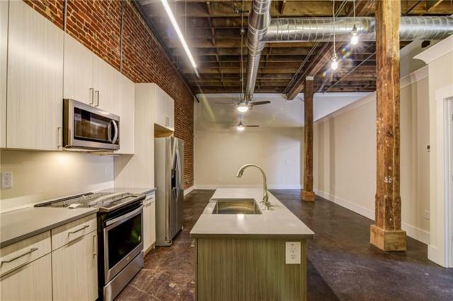 510 Whitehall Street SW #104, Atlanta, GA 30303 (MLS #5998007) :: Kennesaw Life Real Estate