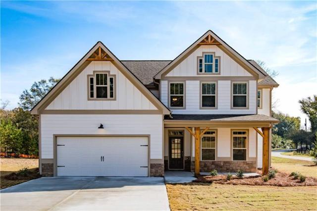 308 Stonegate Court, Dallas, GA 30157 (MLS #5998050) :: The Hinsons - Mike Hinson & Harriet Hinson