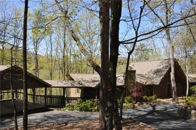 553 Buck Skull Ridge Road, Big Canoe, GA 30143 (MLS #5998065) :: Rock River Realty