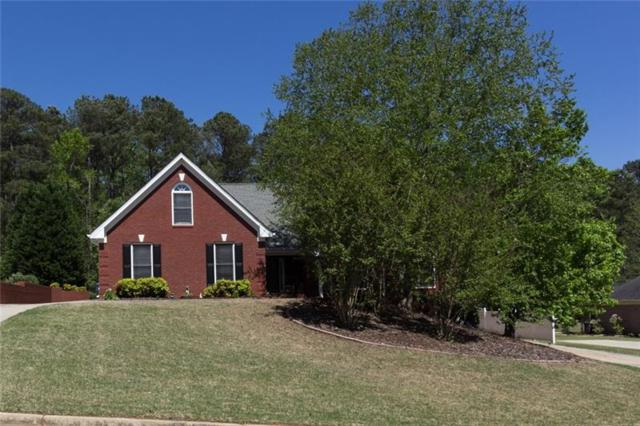 848 Ivy Ridge Drive, Loganville, GA 30052 (MLS #5998099) :: The Russell Group