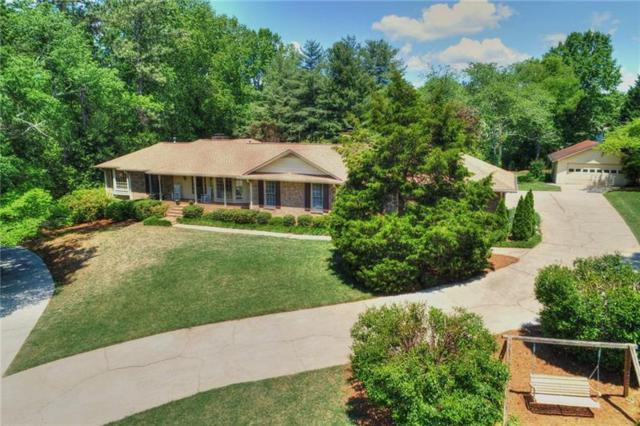 710 Hembree Road, Roswell, GA 30076 (MLS #5998140) :: The Bolt Group