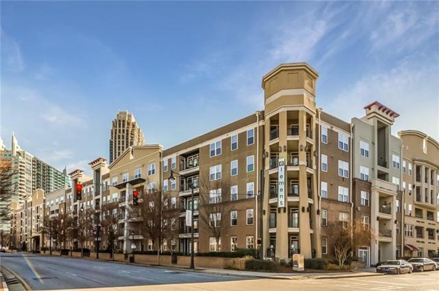 390 17th Street NW #3026, Atlanta, GA 30363 (MLS #5998145) :: Kennesaw Life Real Estate