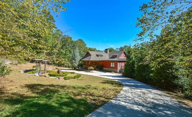 109 Lakewood Drive, Waleska, GA 30183 (MLS #5998164) :: Buy Sell Live Atlanta