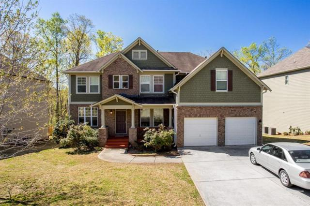 611 Longwood Place, Dallas, GA 30132 (MLS #5998167) :: The Bolt Group