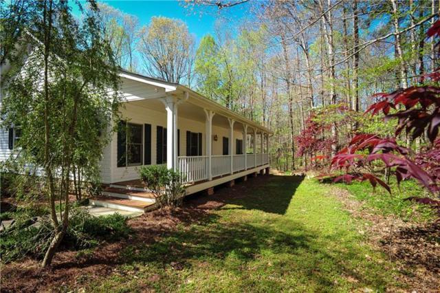 550 Glen Wilkie Trail, Ball Ground, GA 30107 (MLS #5998172) :: North Atlanta Home Team