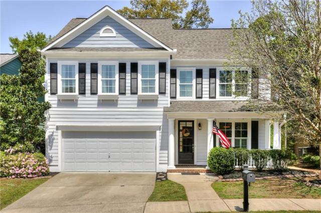124 Market Lane, Canton, GA 30114 (MLS #5998183) :: Path & Post Real Estate