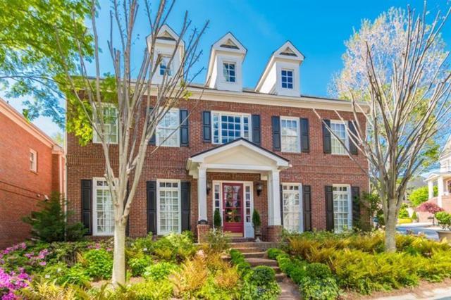 3523 Preserve Drive SE, Atlanta, GA 30339 (MLS #5998228) :: Carr Real Estate Experts