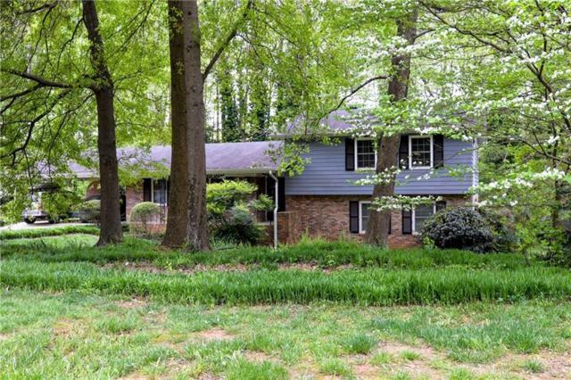 5740 Kayron Drive, Sandy Springs, GA 30328 (MLS #5998238) :: Carr Real Estate Experts