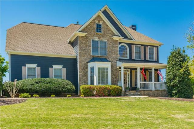 9525 Old Preserve Trail, Ball Ground, GA 30107 (MLS #5998247) :: The Bolt Group