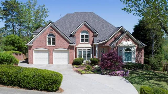 4292 Highborne Drive NE, Marietta, GA 30066 (MLS #5998283) :: Willingham Group