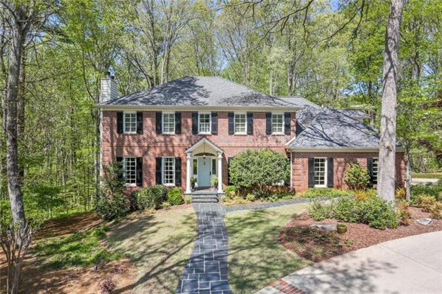 486 Huntcliff Green, Sandy Springs, GA 30350 (MLS #5998301) :: The Bolt Group