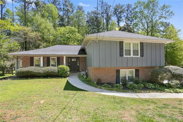 1035 Windsor Trail, Roswell, GA 30076 (MLS #5998302) :: RE/MAX Prestige
