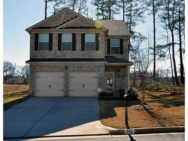 142 Stephens Mill Drive, Dallas, GA 30157 (MLS #5998328) :: Carr Real Estate Experts