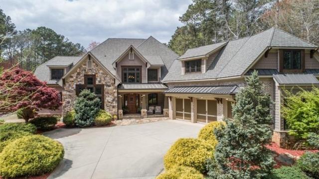 515 Bentwood Drive, Woodstock, GA 30189 (MLS #5998329) :: North Atlanta Home Team