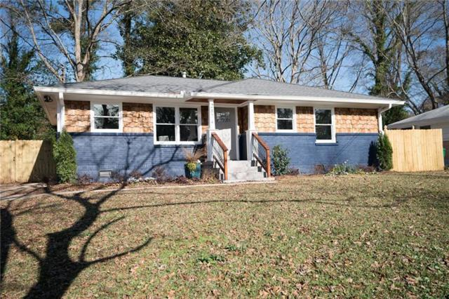 2874 Catalina Drive, Decatur, GA 30032 (MLS #5998454) :: The Russell Group