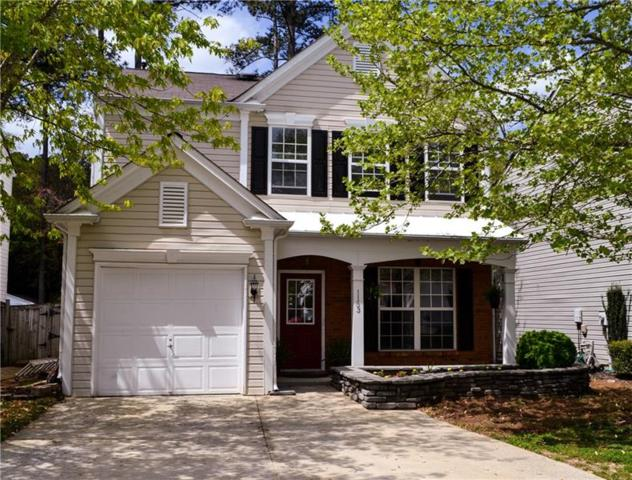 1153 Dunedin Trail, Woodstock, GA 30188 (MLS #5998559) :: North Atlanta Home Team