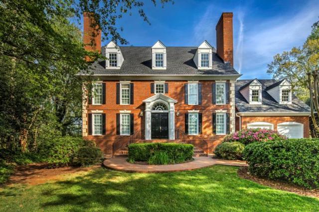 345 W Berwicke Common, Atlanta, GA 30342 (MLS #5998600) :: RE/MAX Paramount Properties