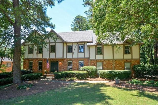 650 Gunby Road SE, Marietta, GA 30067 (MLS #5998617) :: Rock River Realty