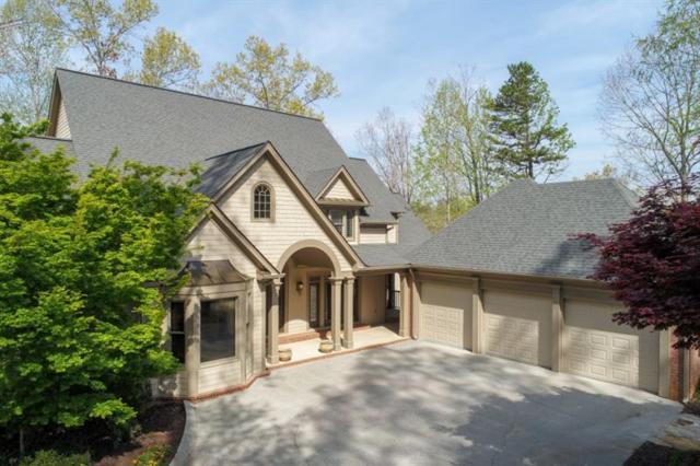5765 Chestatee Landing, Gainesville, GA 30506 (MLS #5998672) :: RE/MAX Paramount Properties