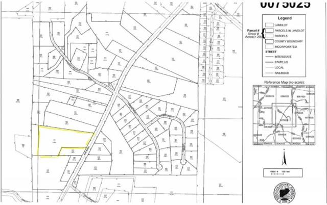 0 Post Road, Winston, GA 30187 (MLS #5998700) :: Willingham Group