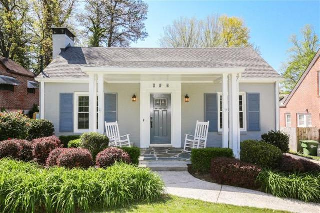 605 Pelham Road, Atlanta, GA 30324 (MLS #5998712) :: Carr Real Estate Experts