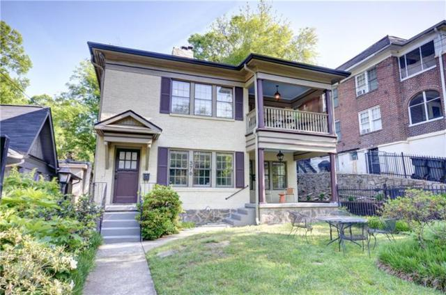 376 6th Street NE, Atlanta, GA 30308 (MLS #5998814) :: The Hinsons - Mike Hinson & Harriet Hinson