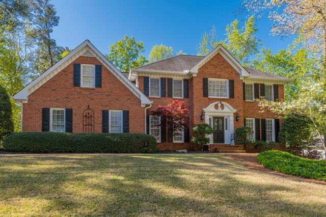 610 Wintergate Court, Alpharetta, GA 30022 (MLS #5998821) :: North Atlanta Home Team