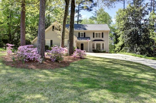 1105 Northshore Drive, Roswell, GA 30076 (MLS #5998824) :: Carr Real Estate Experts