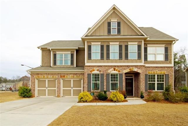 1020 Fords Crossing Drive NW, Acworth, GA 30101 (MLS #5998838) :: Carr Real Estate Experts