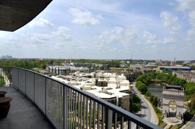 361 17th Street NW #1324, Atlanta, GA 30363 (MLS #5998867) :: Kennesaw Life Real Estate