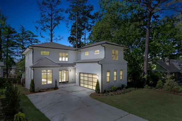 593 Pelham Road NE, Atlanta, GA 30324 (MLS #5998929) :: Willingham Group