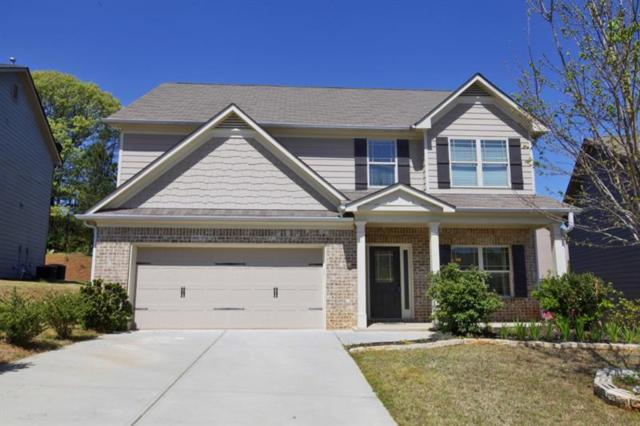989 Regency Drive, Lawrenceville, GA 30044 (MLS #5998939) :: Willingham Group