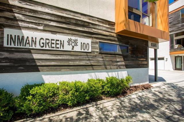 972 Dekalb Avenue NE #104, Atlanta, GA 30307 (MLS #5998947) :: Willingham Group