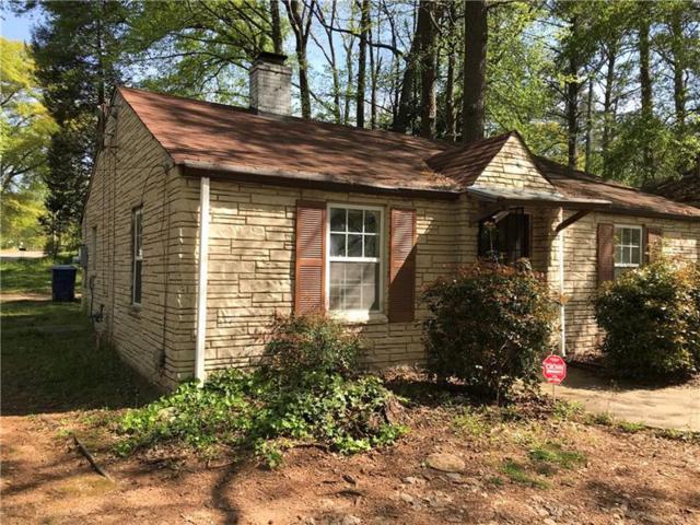335 Mount Zion Road SW, Atlanta, GA 30354 (MLS #5998950) :: Willingham Group