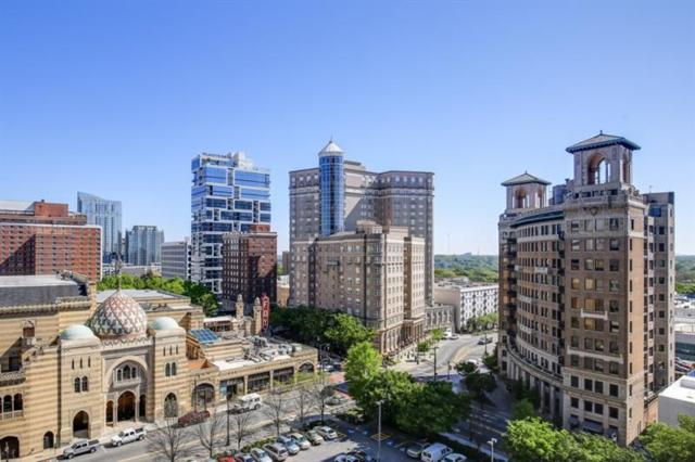 620 Peachtree Street NE #1214, Atlanta, GA 30308 (MLS #5998956) :: Willingham Group
