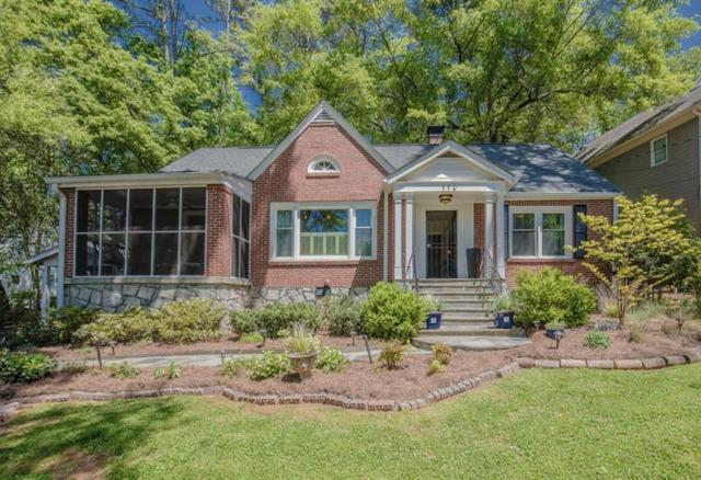 116 Midway Road, Decatur, GA 30030 (MLS #5998962) :: The Russell Group