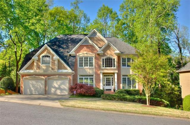 4548 Rutherford Drive, Marietta, GA 30062 (MLS #5999015) :: Carr Real Estate Experts