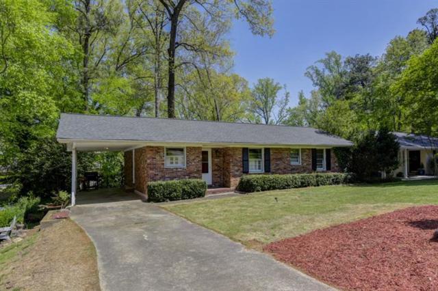 1880 Fairway Circle NE, Brookhaven, GA 30319 (MLS #5999016) :: Buy Sell Live Atlanta