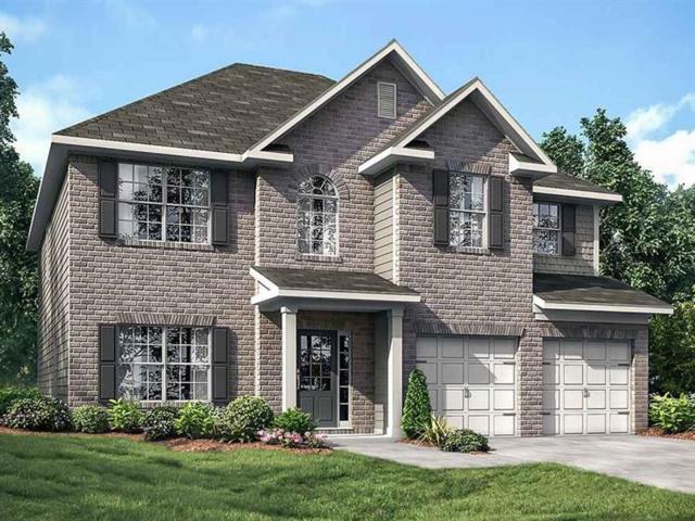 3863 Village Crossing Circle, Ellenwood, GA 30294 (MLS #5999054) :: The Russell Group