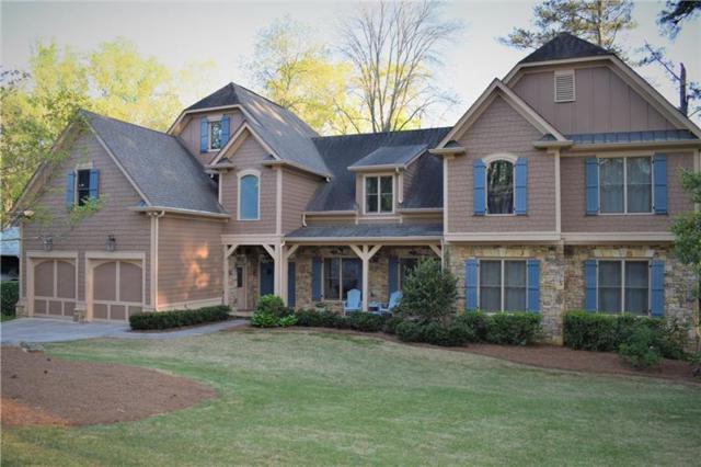 2415 Sunset Drive NE, Atlanta, GA 30345 (MLS #5999093) :: RE/MAX Paramount Properties