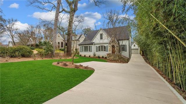 893 E Rock Springs Road NE, Atlanta, GA 30306 (MLS #5999109) :: Carr Real Estate Experts