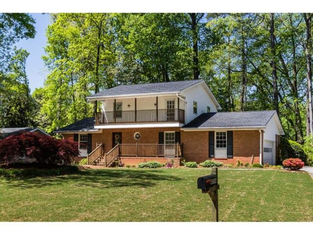 4714 Cambridge Drive, Dunwoody, GA 30338 (MLS #5999123) :: Carr Real Estate Experts