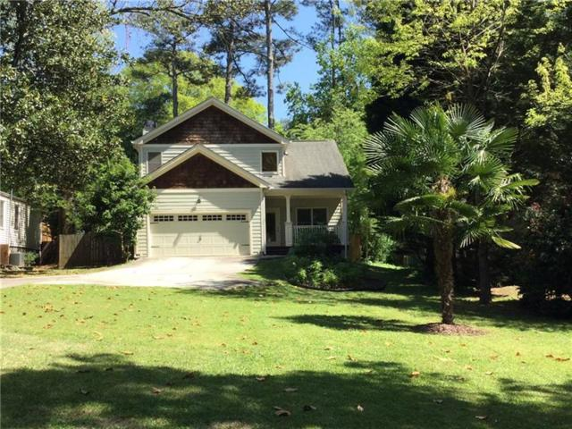 1077 Janes Lane NE, Atlanta, GA 30324 (MLS #5999156) :: The Russell Group
